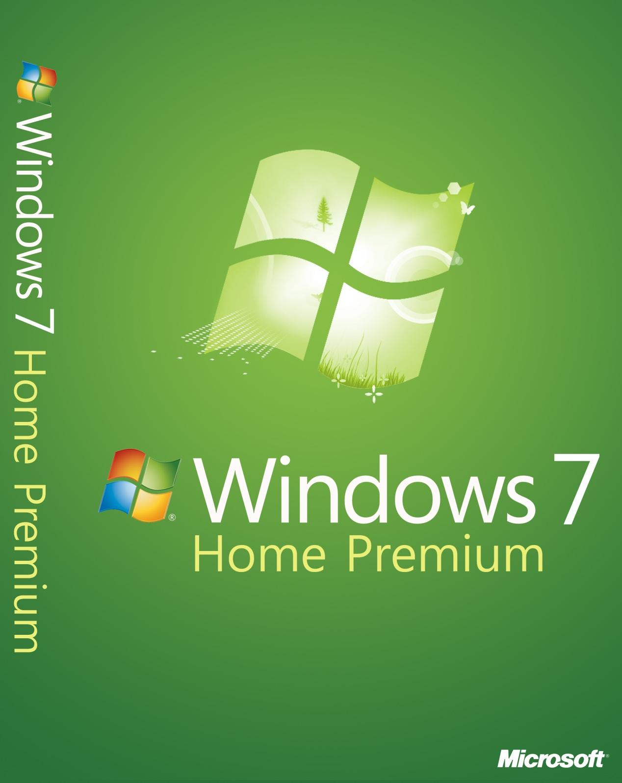 windows 7 edition home premium