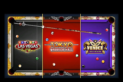 Game Billiard 8 Ball Pool Apakah bisa di Chit Long line
