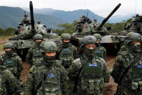 Binh sĩ Lục quân Đài Loan