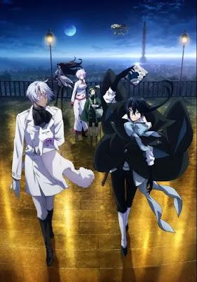 El anime Vanitas no Carte