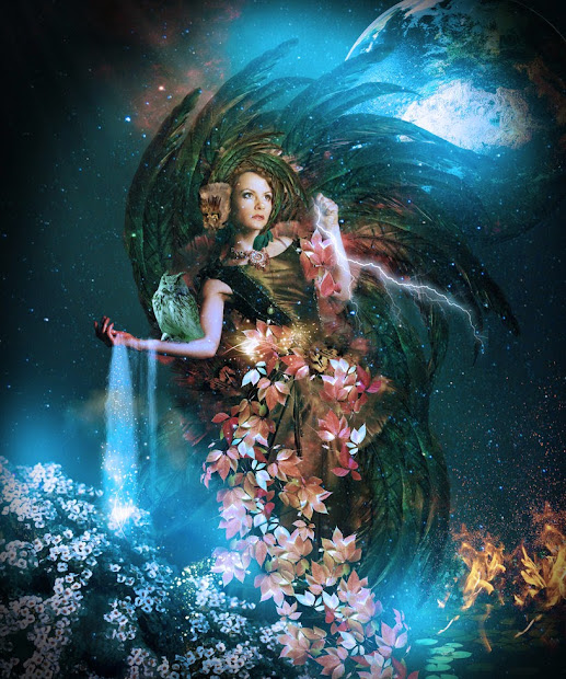 deviantART Nature Mother Earth Goddess