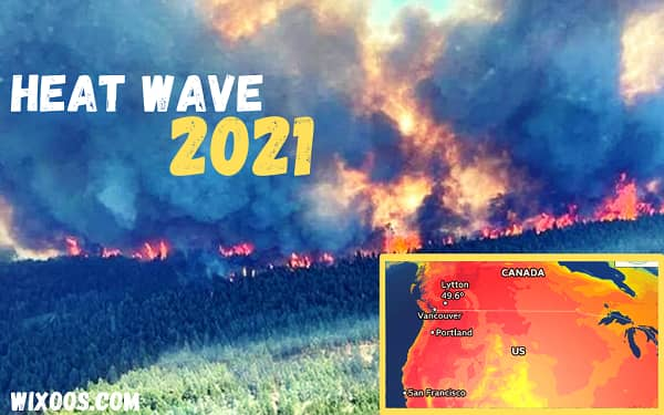 Heat wave 2021, fire safety measures in USA