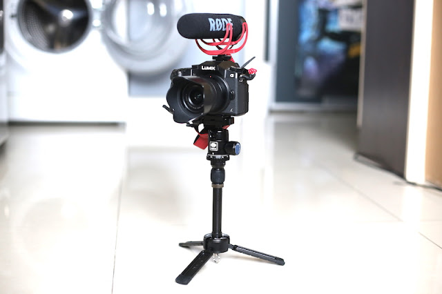 [科技] [相機] Sirui 思銳 3T-35 平台式迷你三腳架:更穩固的直播、自拍、360度腳架選擇