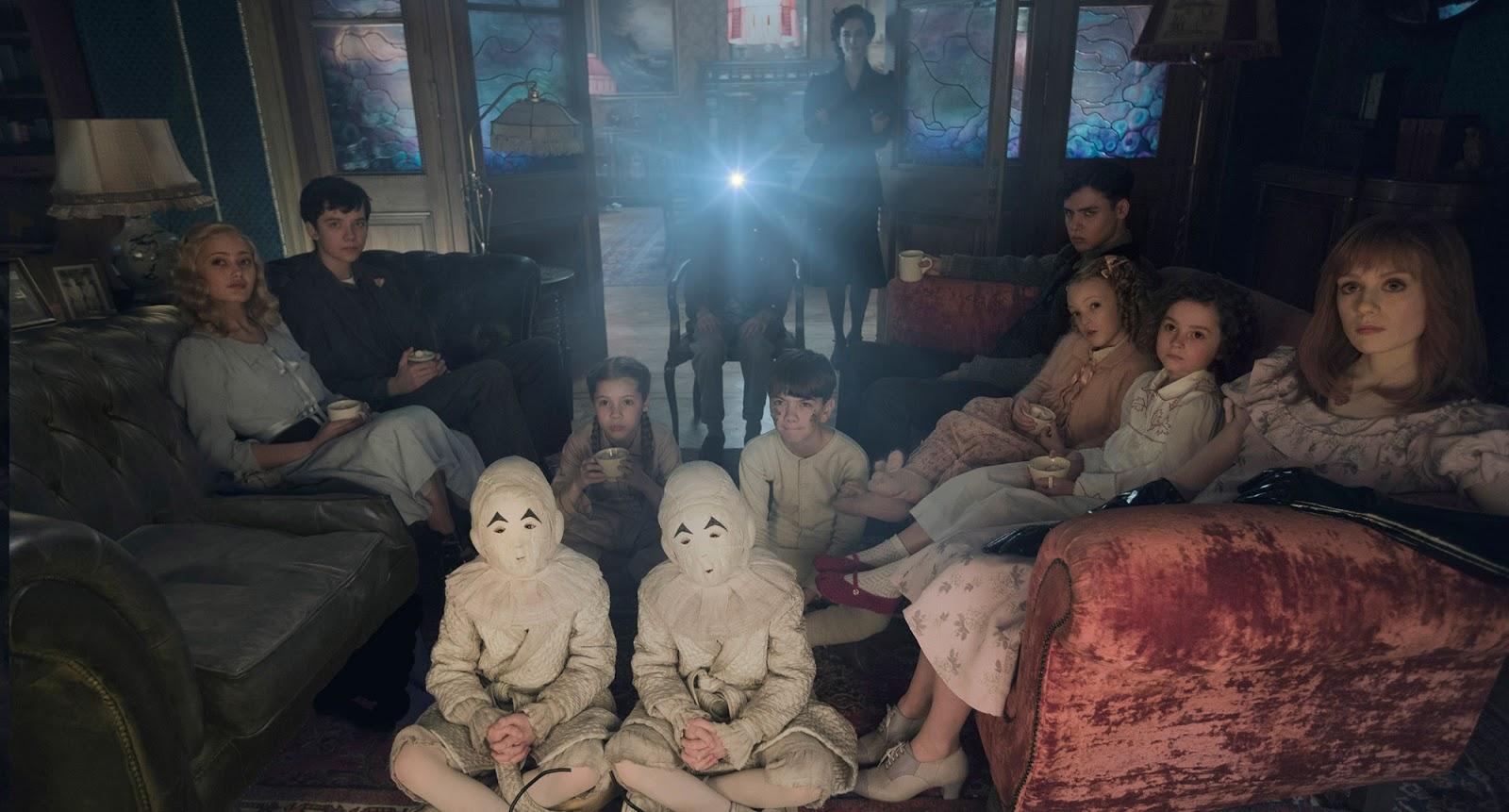 'El hogar de Miss Peregrine para niños peculiares': Burton hace un intento de volver