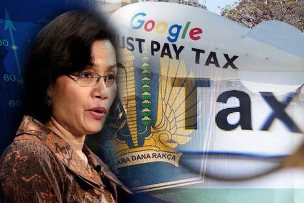 Bertahun-tahun Google Kemplang Pajak, Cuma Sri Mulyani yang Berani Kejar