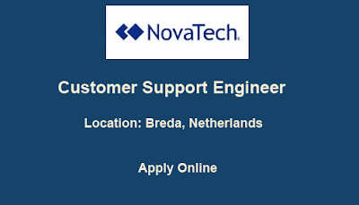 Customer Support Engineer | Breda, Netherlands
