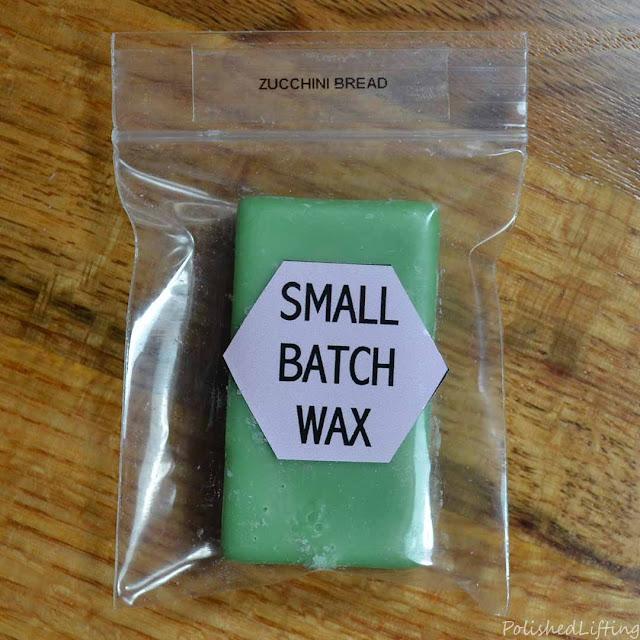 Zucchini Bread wax melt