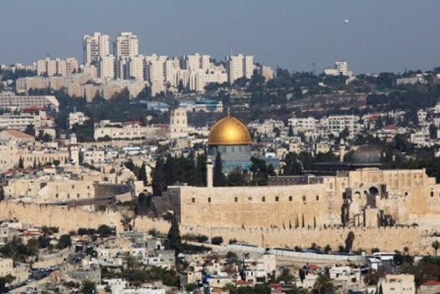 AS dan Israel Pancing Kemarahan Umat Islam, Kedubes AS Akan Dipindah ke Yerusaem