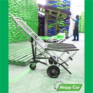 carrinho de carga ração mepp