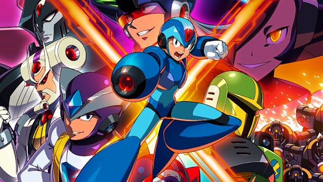 Capcom está desenvolvendo próximo jogo da série Mega Man