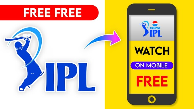 How to Watch IPL 2021 for Free on Mobile and Laptop