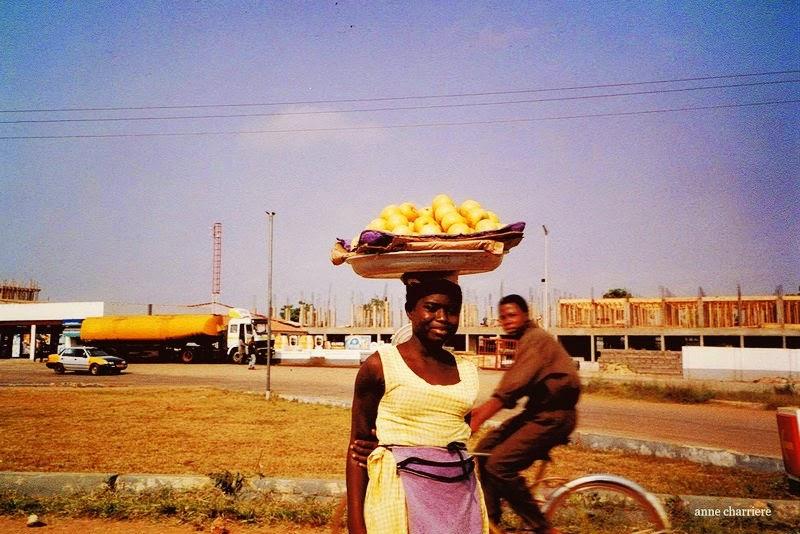 anne charriere voyage, ghana, africa, ashanti,