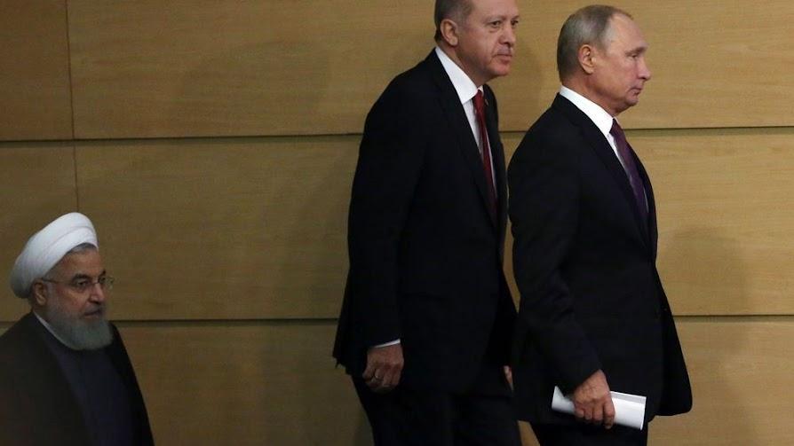 Πούτιν - Ερντογάν εγκαταλείπουν το Ιράν υπέρ των Αράβων