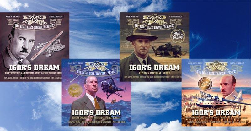 Пиво Мечта Игоря Сикорского | Igor's Dream