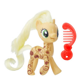 My Little Pony Pony Friends Singles Applejack Brushable Pony