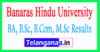 Banaras Hindu University Results
