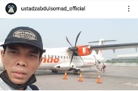 Batal Terbang karena Jarak Pandang, Ustadz Somad Sindir Maut ke Pembakar Hutan