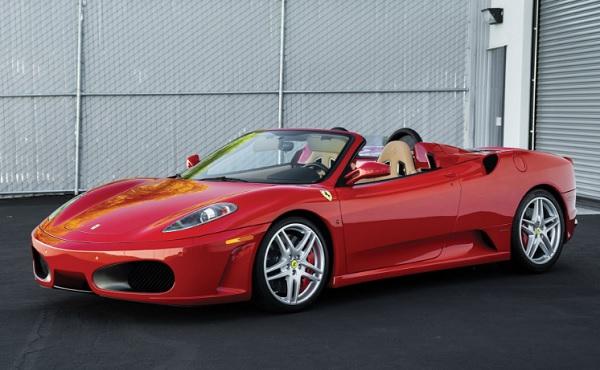 Ferrari F430 F1 Spider