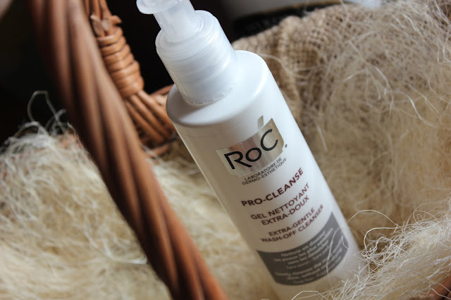 Отзыв: Экстра деликатный гель для умывания для очень чувствительной кожи - RoC Pro-Cleanse Extra-Gentle Wash-Off Cleanser.