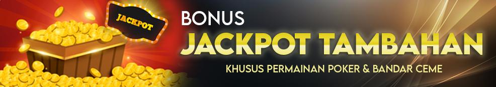 Saga Poker Promo Jackpot Tambahan