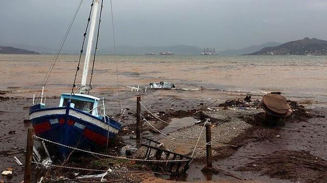 Στους 19 οι νεκροί από τις πλημμύρες - Εντοπίστηκαν οι σοροί δύο ανδρών στη θάλασσα