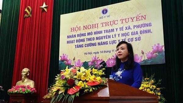 Nhận thức của Bộ trưởng Y tế Nguyễn Thị Kim Tiến thua cả đứa con nít