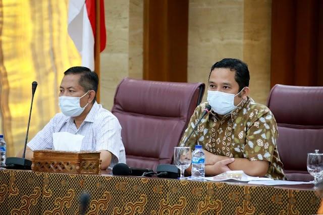 Kota Tangerang Lanjutkan PSBB, Rumah Ibadah Dibuka Terapkan Protokol Kesehatan