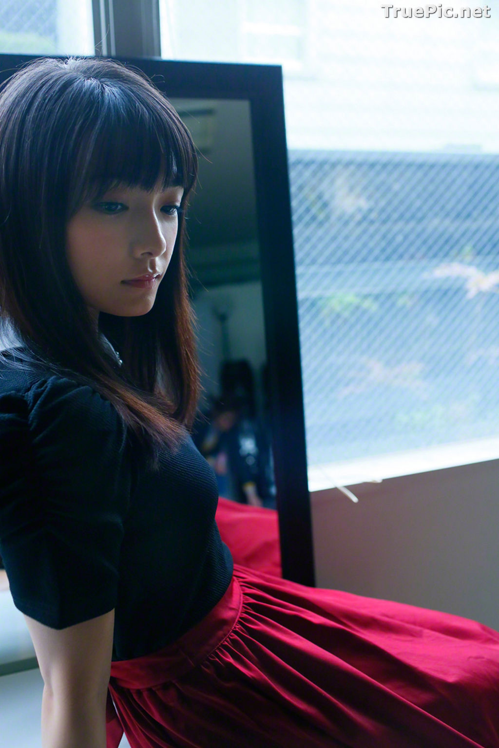 Image Wanibooks No.137 – Japanese Idol Singer and Actress – Erika Tonooka - TruePic.net - Picture-5