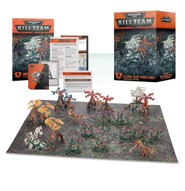 Kill Team and Middle Earth Pre-Orders are Live