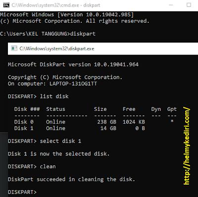 flashdisk name directory invalid2