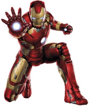 Armadura Mark de Iron Man