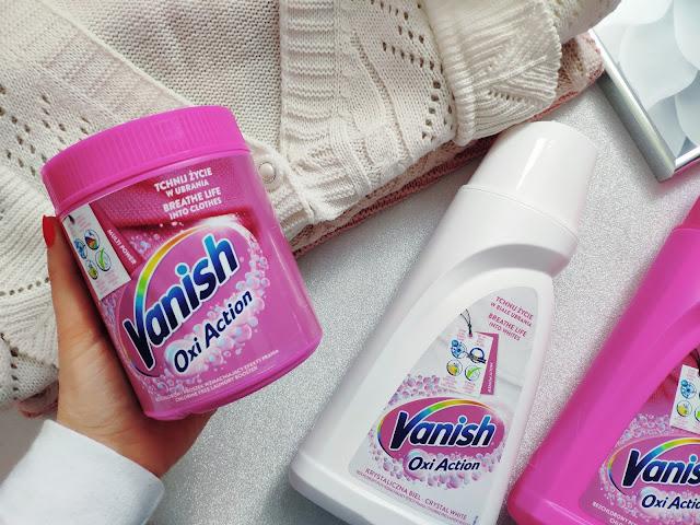 Noś ubrania dłużej, wodę zostaw naturze - Nowa kampania Vanish