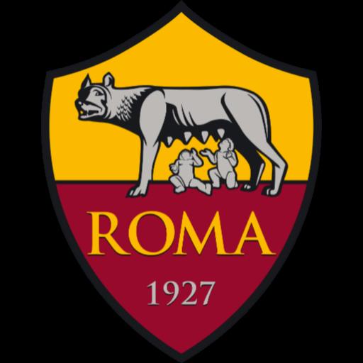 512×512 As Roma Logo