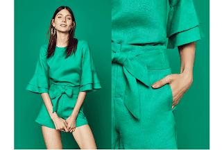 Moda Argentina Verano 2019. Portsaid