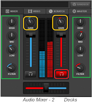 Mixer di virtualdj 8 - pengaturan eq