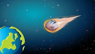 Definisi Dan Pengertian Asteroid