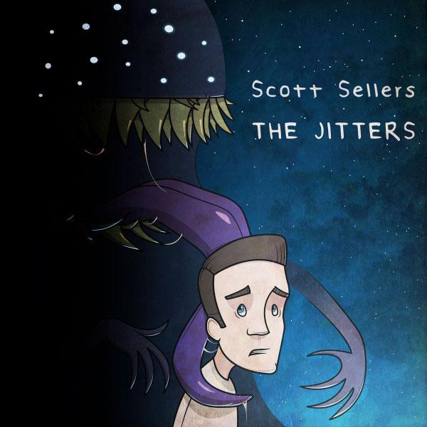 """Scott Sellers (Rufio) stream new album """"The Jitters"""""""