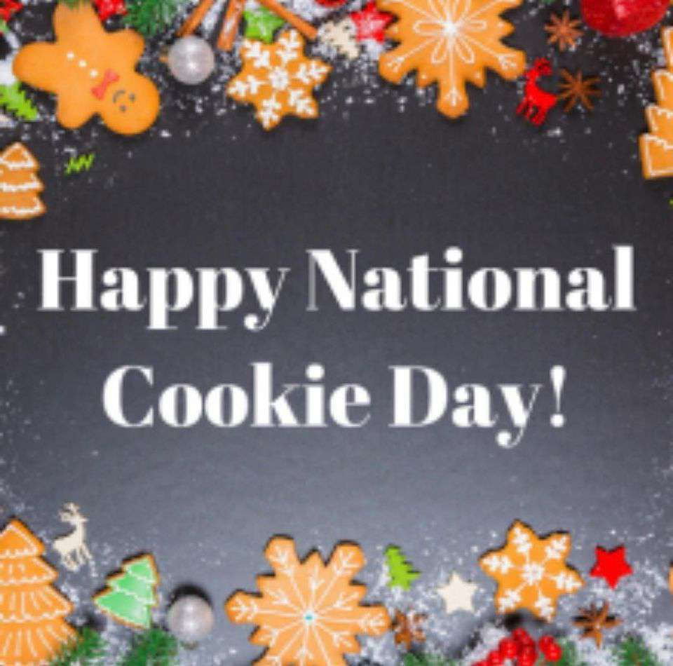 National Cookie Day Wishes Beautiful Image