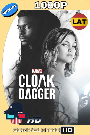 Cloak & Dagger Temporada 02 (02/10) WEB-DL 1080p Latino-Ingles MKV