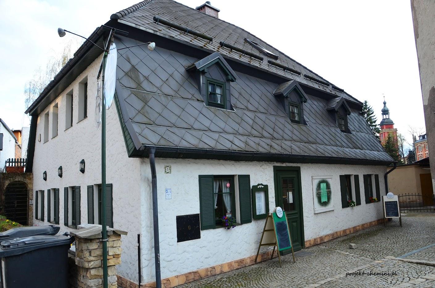 Restauracja Zielony Kredens