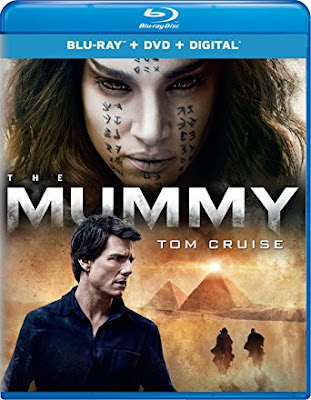 The Mummy 2017 Daul Audio ORG 720p BRRip 600Mb ESub HEVC x265