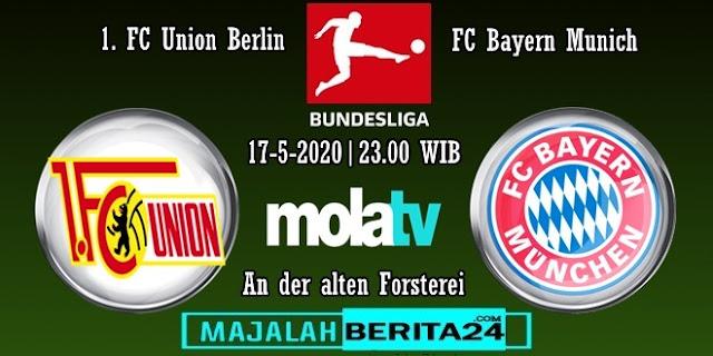 Prediksi Union Berlin vs Bayern Munich