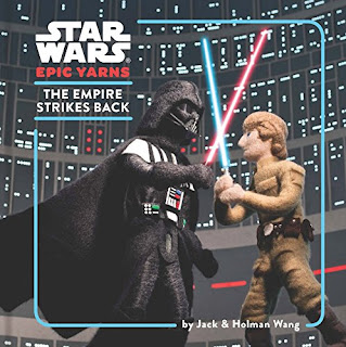 Star Wars Epic Yarns Books