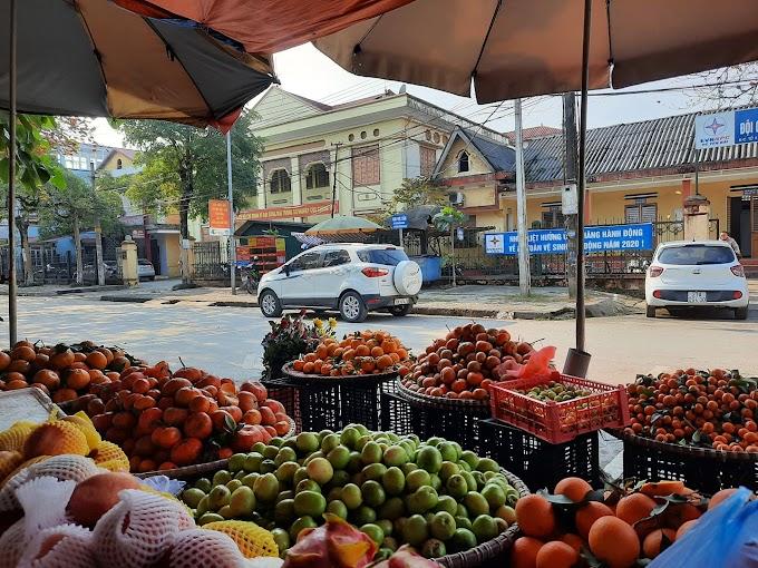 Một vòng cam canh Sài Gòn - Hà Nội - Yên Bái