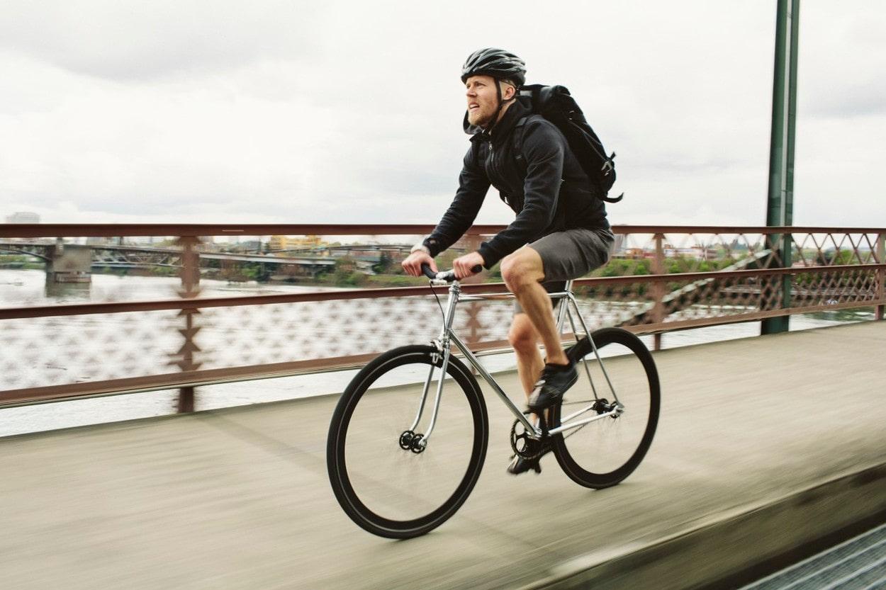Olahraga Peninggi Badan - Bersepeda