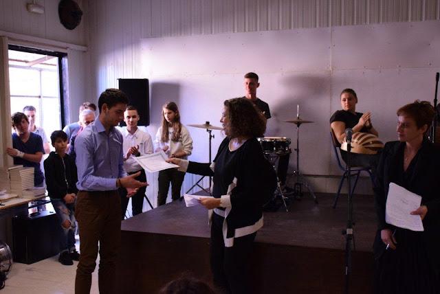 Πρέβεζα: Ξεχωριστή Εορταστική Εκδήλωση Στο Μουσικό Σχολείο