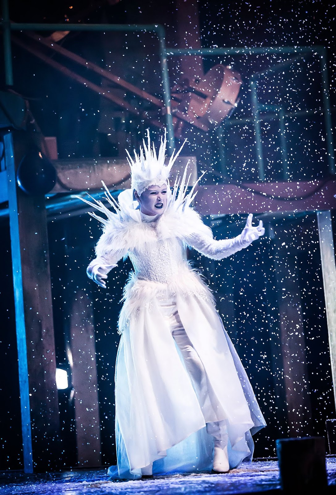 Review & Top Tips | The Snow Queen at Northern Stage Newcastle Christmas Show 2019