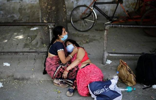 В Индии зафиксировали вспышку «черной плесени» у переживших коронавирус