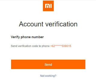 Cara Mengamankan Data Xiaomi MIUI 8 dengan Mi Cloud