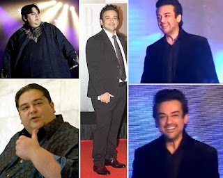 Adnan Sami from Fat to Fit Pictures